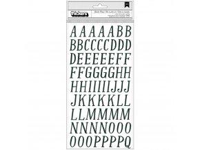 Samolepící pěnová abeceda - GARDEN PARTY