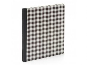 45907 2 simple stories snatp flipbook 6x8 inch black buffa