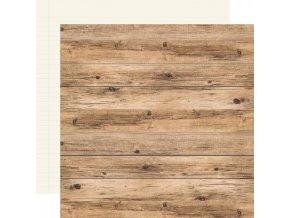Papír na scrapbook - COLOR VIBE / Hickory