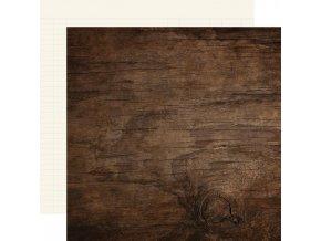 Papír na scrapbook - COLOR VIBE / Walnut
