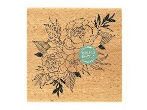 tampon bois bouquet parfait (6)