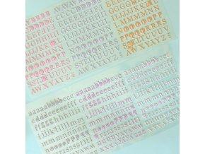 Mini pěnové abecedy - PÉTALOS