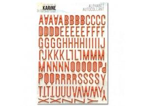 a contre courant alphabet