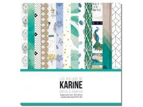 greengraphik la collection les ateliers de karine