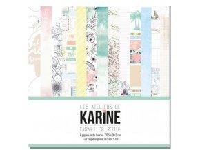 carnet de route la collection les ateliers de karine