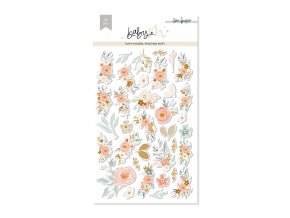 ELB0104 PUFFY FLORES BABY M