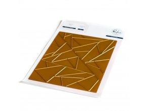 abstract trinagles