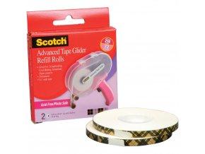 3M - SCOTCH - Advanced Tape Glider Acid-Free Refills - NÁHRADNÍ NÁPLŇ ACID FREE