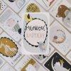 Milníkové kartičky pro miminko na focení s kutalými rožky Papero amo 6