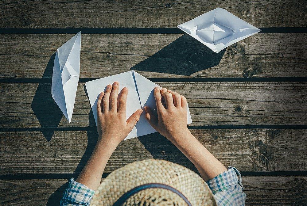 Jak se zrodilo moderní skládání z papíru?