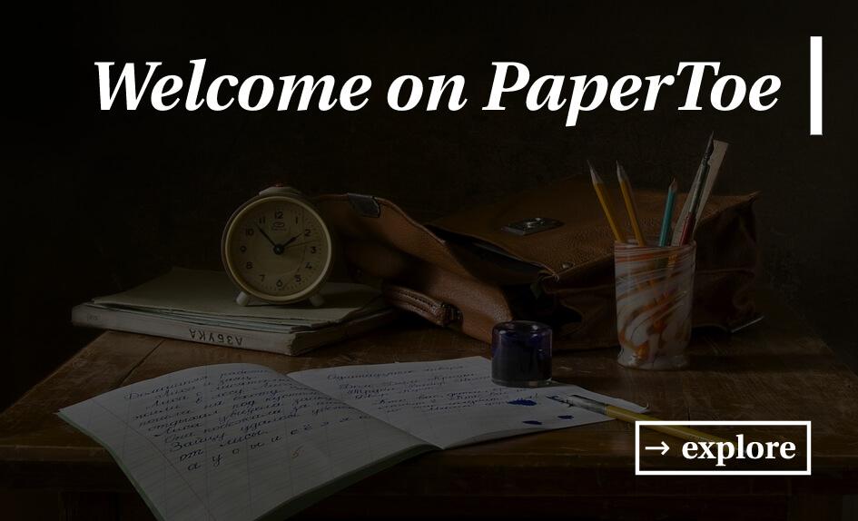 Explore PaperToe