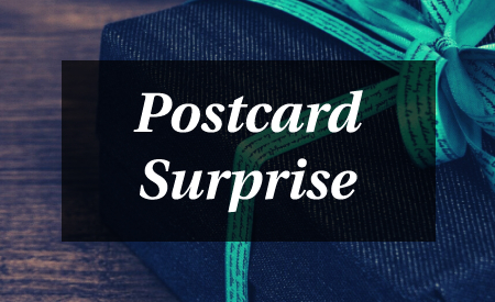 Postcard Surprise