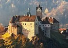 Castles, Chateaux and Ruins Postcards