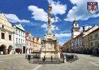 Plague Columns Postcards