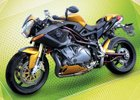 Motorbikes Postcards