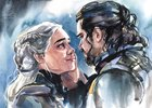 Game of Thrones Postcards