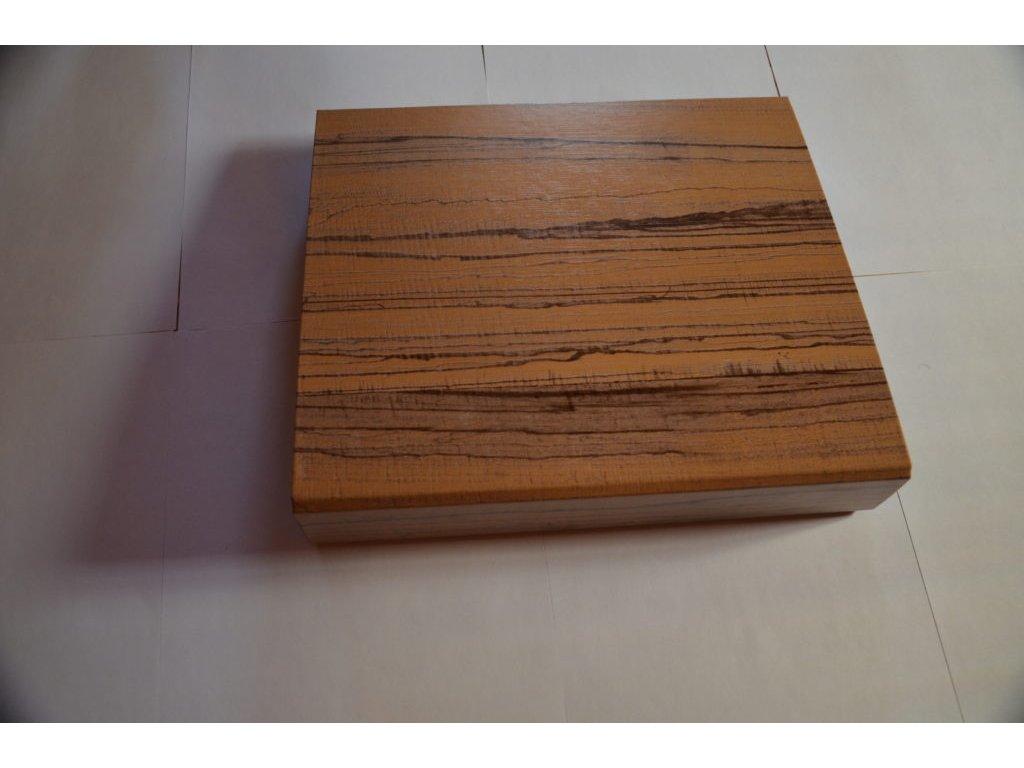 Album for postcards Tropical wood - 400 postcards - 4 postcards per sheet