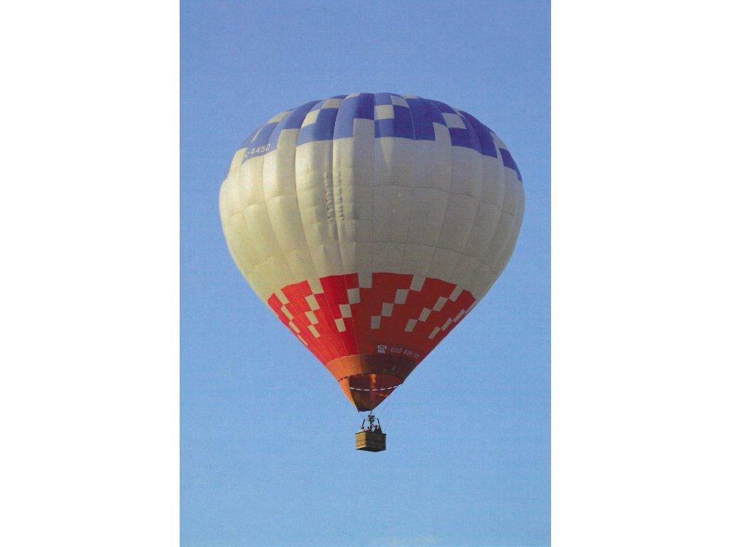 Postcard - Hot Air Balloon