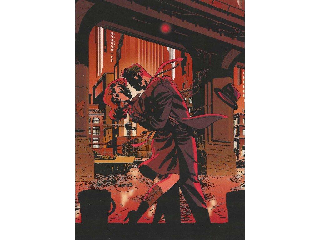Postcard - Comics romance