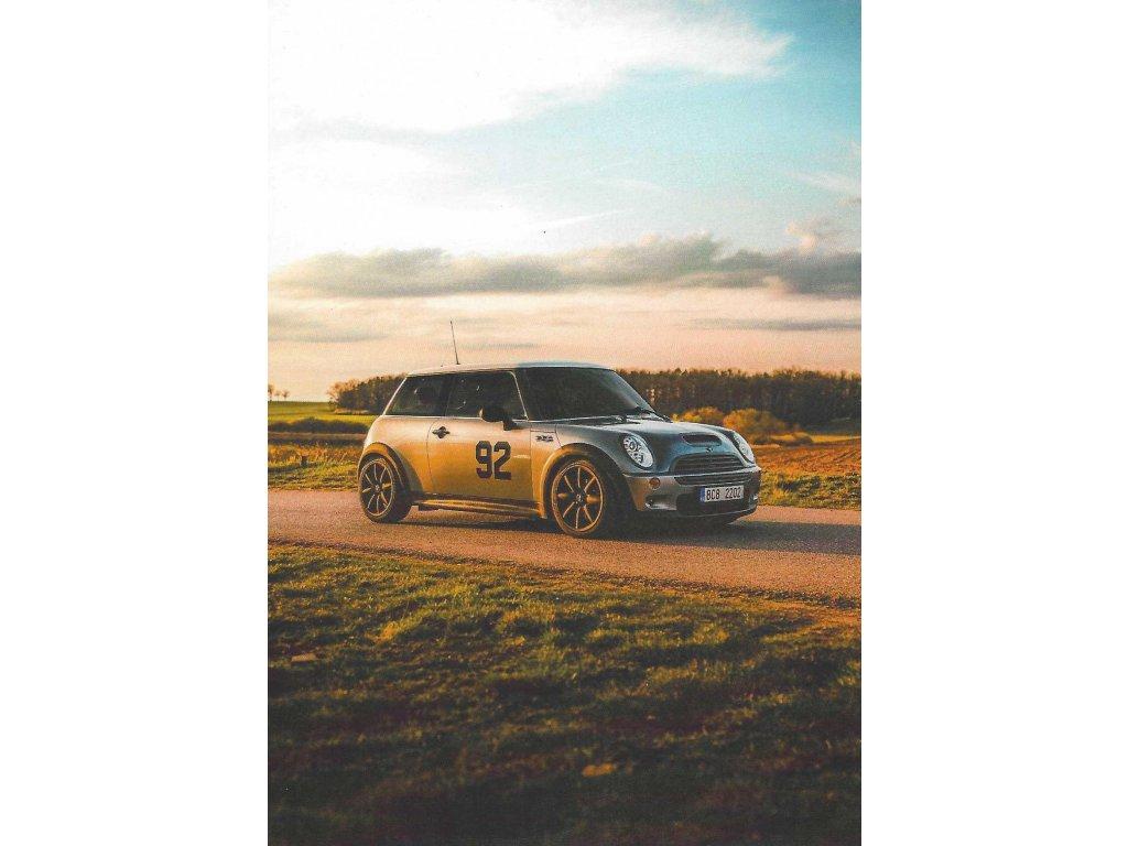 Postcard - Mini Cooper S R53