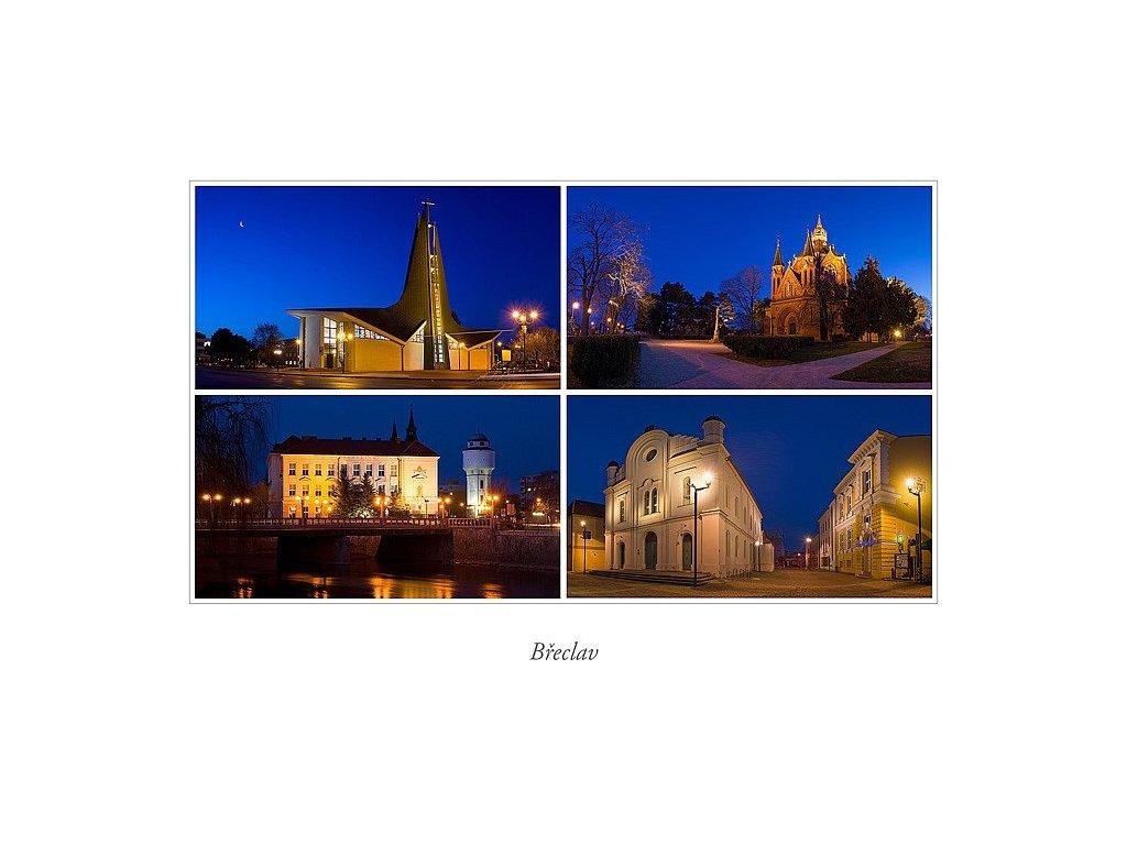 545 pohlednice breclav