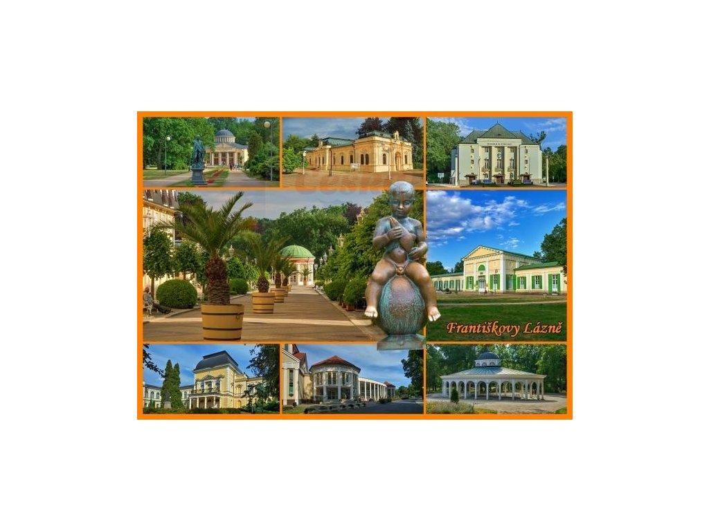 13811 3 pohlednice frantiskovy lazne 2