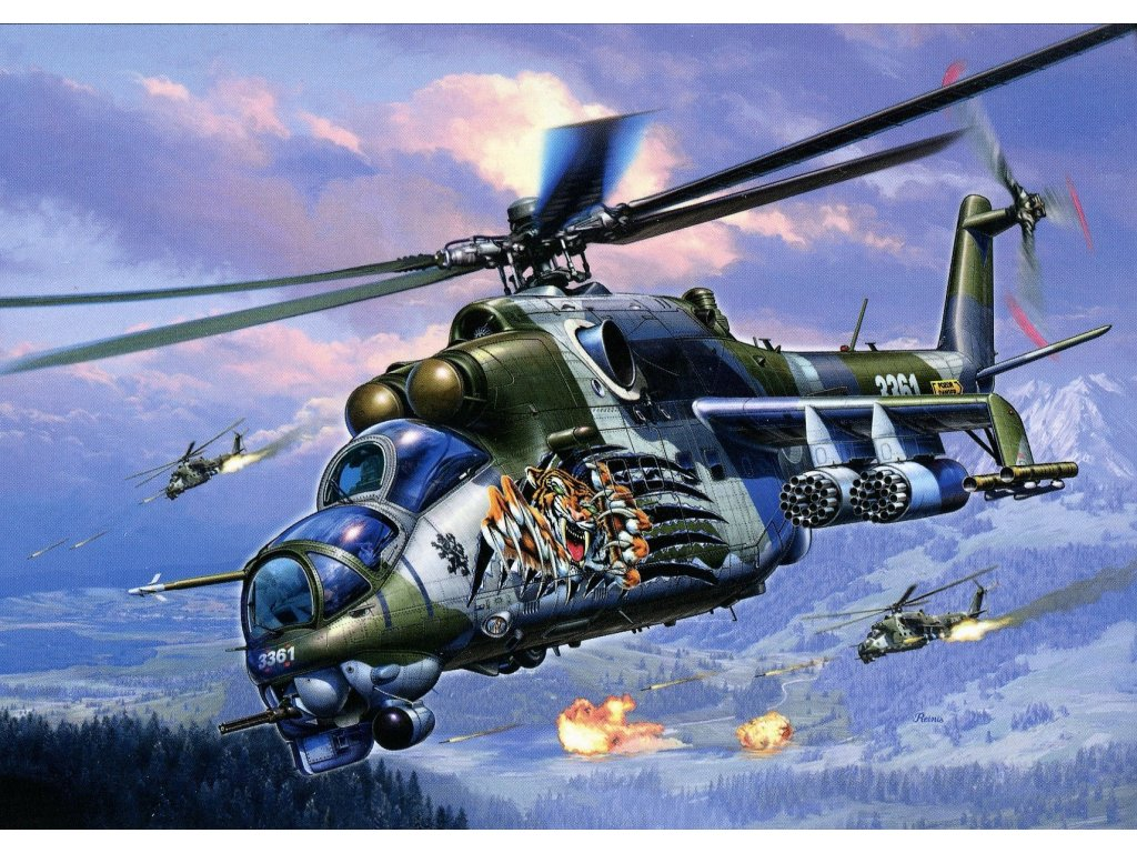 7988 1 pohlednice helikoptera 1