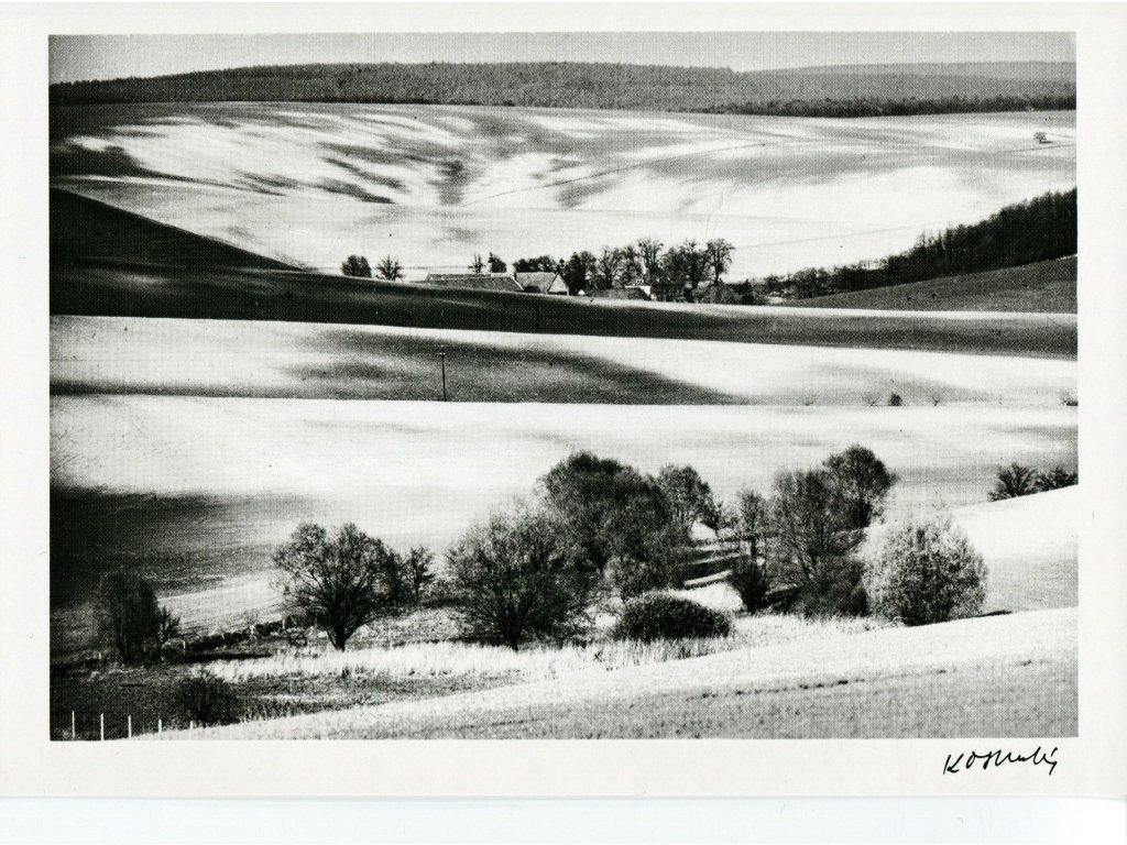 5564 2 pohlednice k o hruby pred senoseci 1970