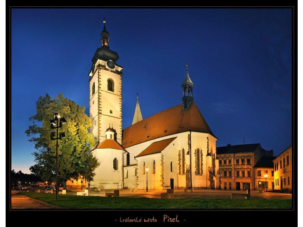 1418 pohlednice kralovske mesto pisek