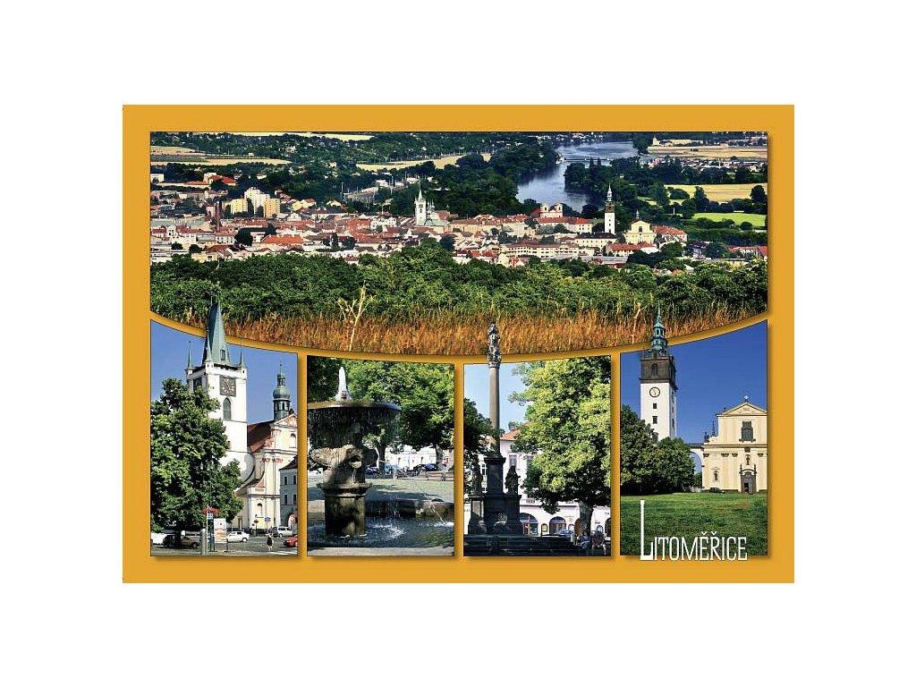 9389 1 pohlednice litomerice
