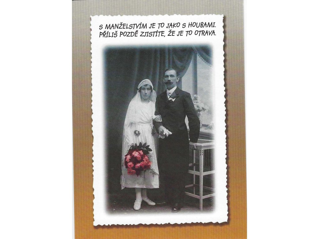 Postcards Marriage 1