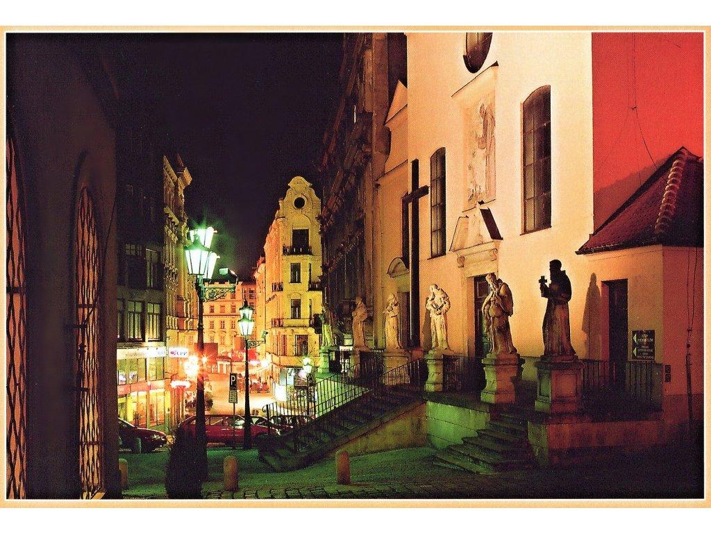 176 pohlednice nocni brno