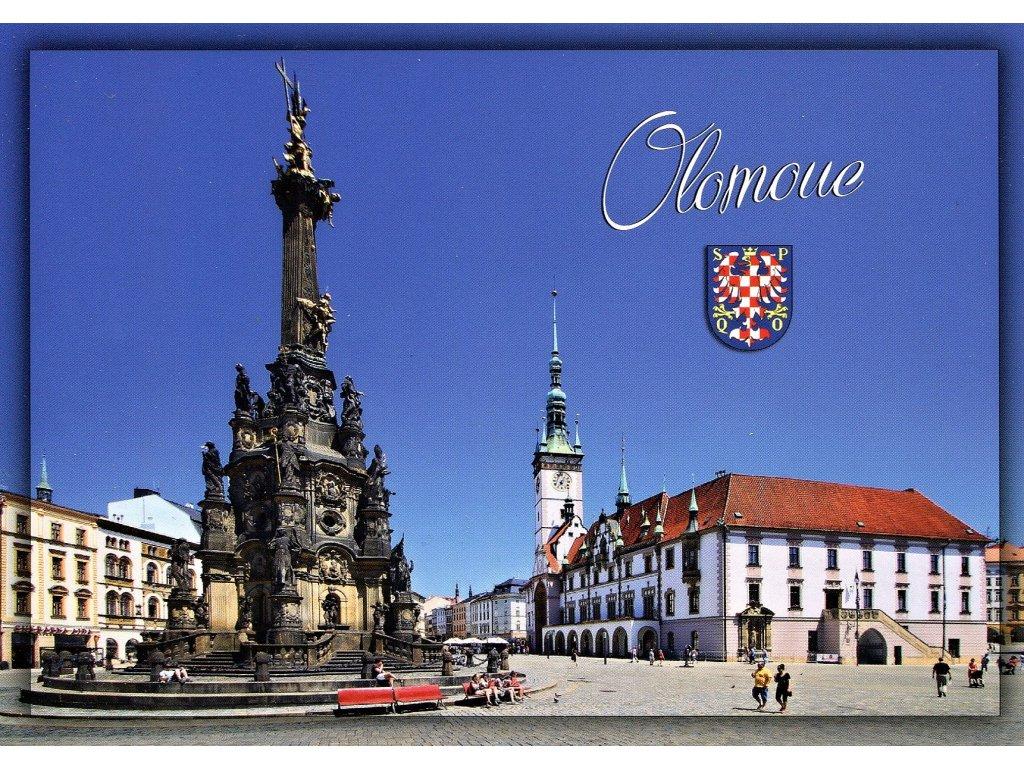 Postcards Olomouc 3