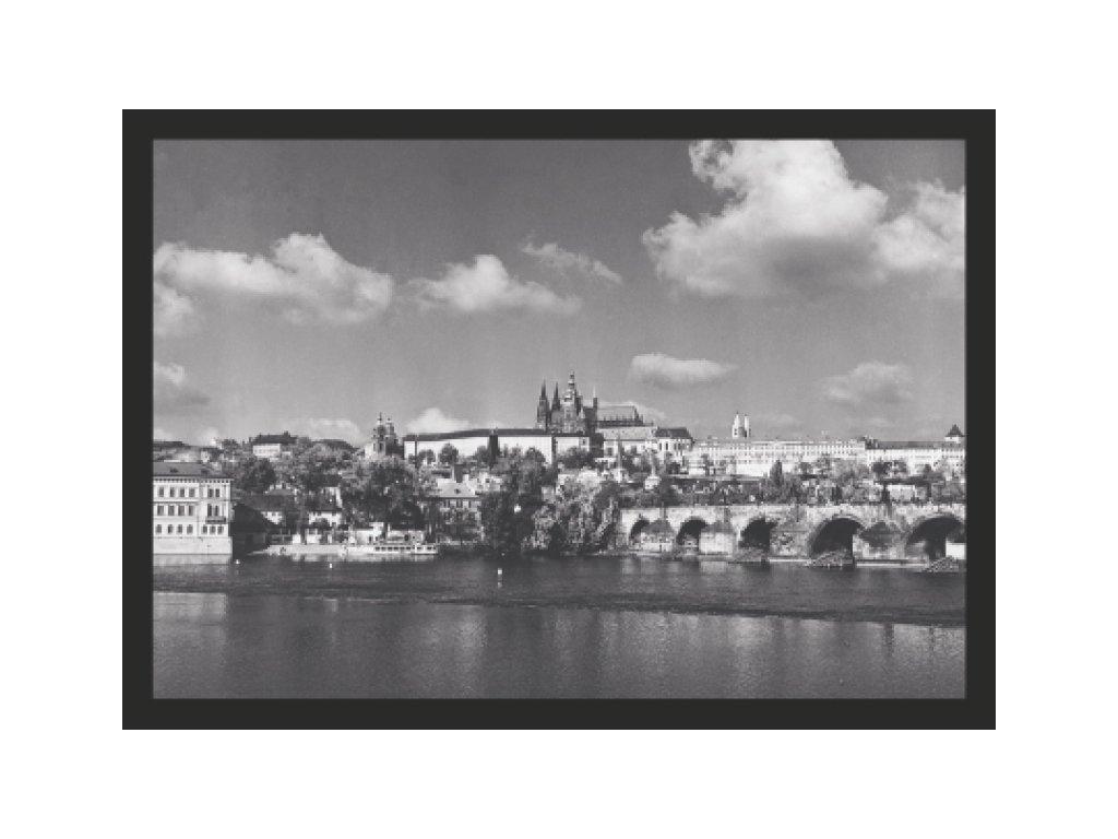 13373 3 pohlednice praha hradcany