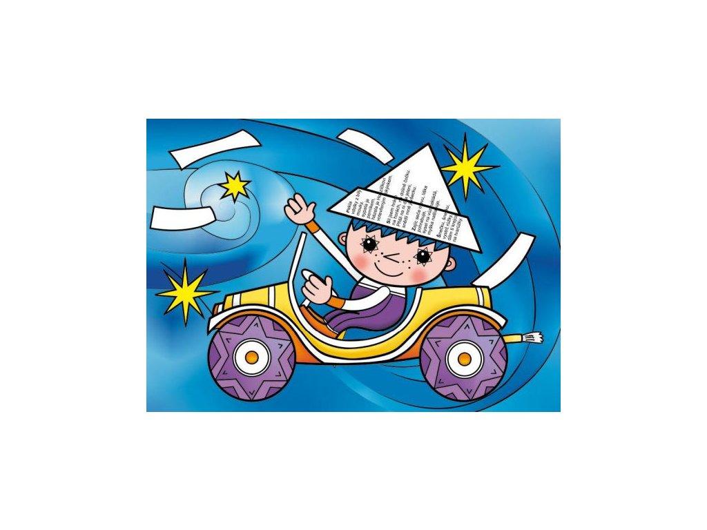 3884 3 pohlednice vecernicek v auticku 2