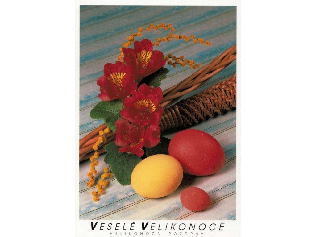 1202 pohlednice vesele velikonoce