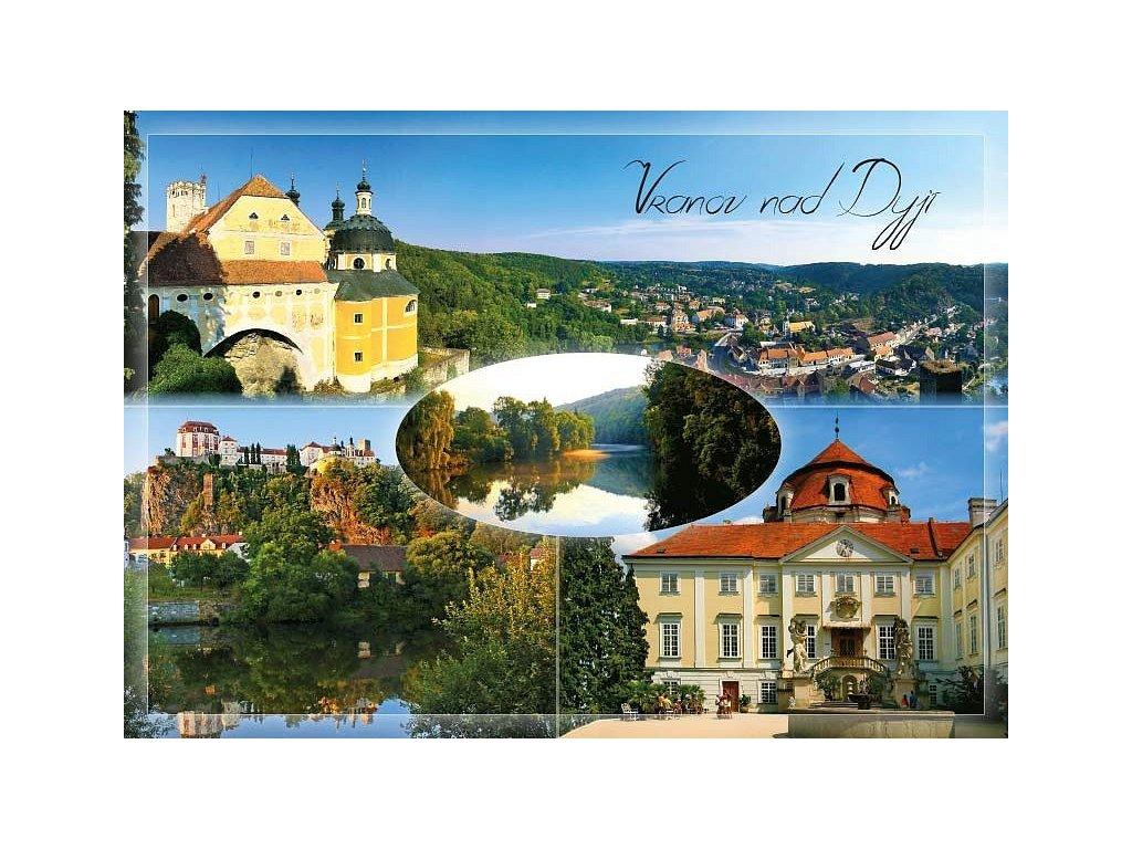 Postcard Vranov