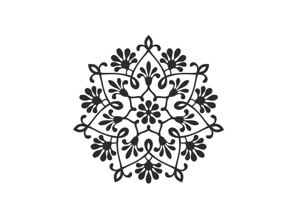 Stamp Mandala 1