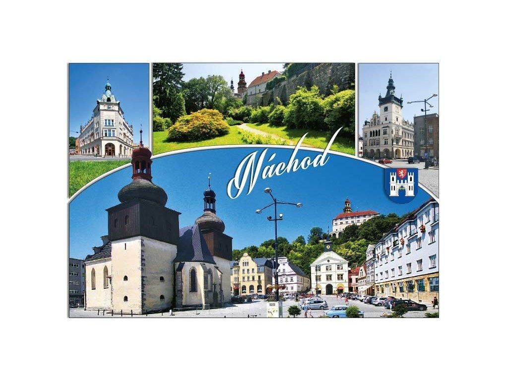 16169 pohlednice nachod
