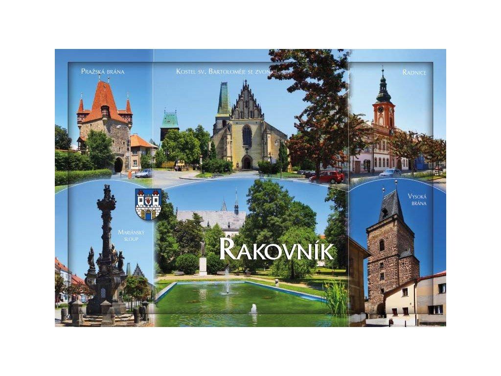 Postcard Rakovník