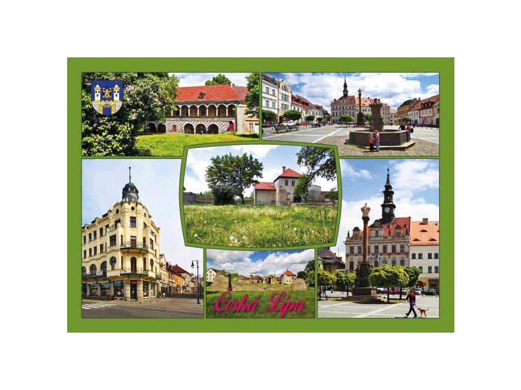 16262 pohlednice ceska lipa
