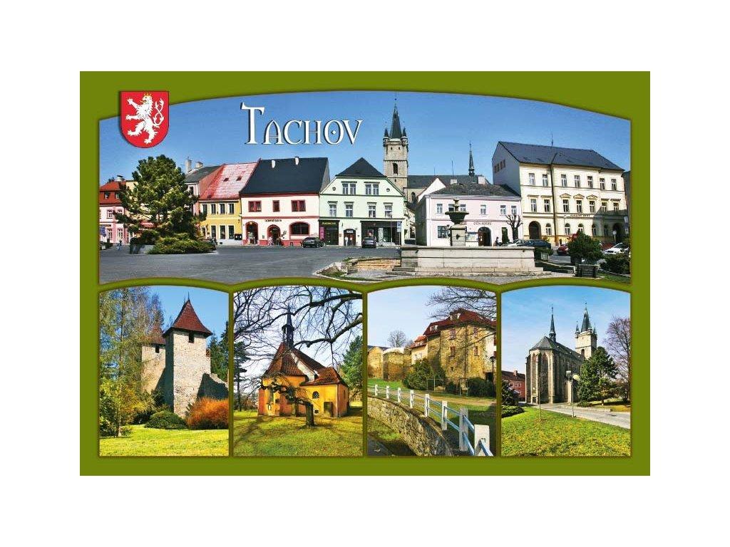 16271 1 pohlednice tachov