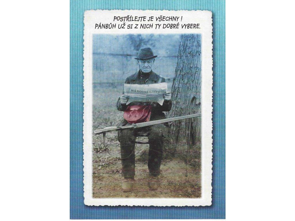 Postcards Shoot them all
