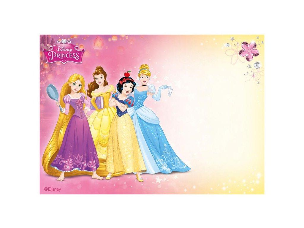 Envelope C6 - Disney Princesses