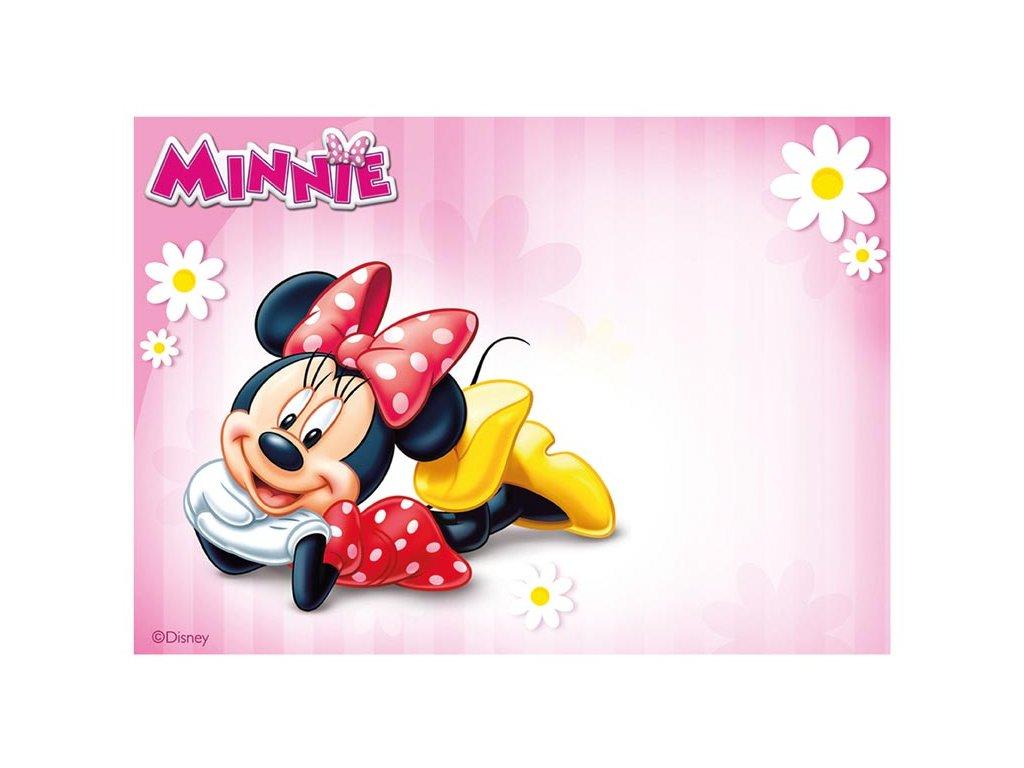 Envelope C6 - Disney Minnie