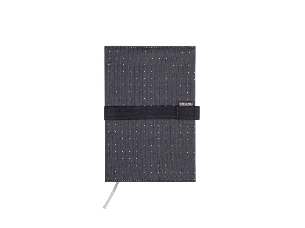 notebook B6 cerny