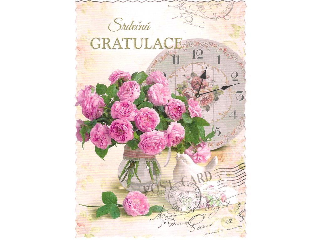 Postcard Congratulation 2