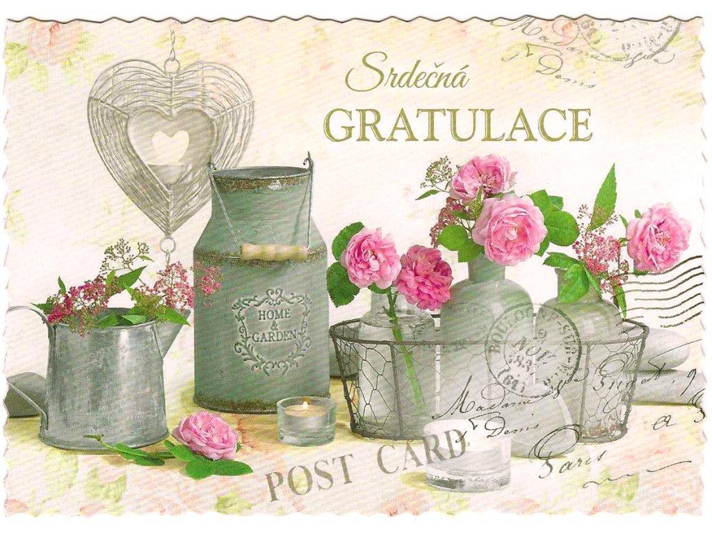 Postcard Congratulation 3