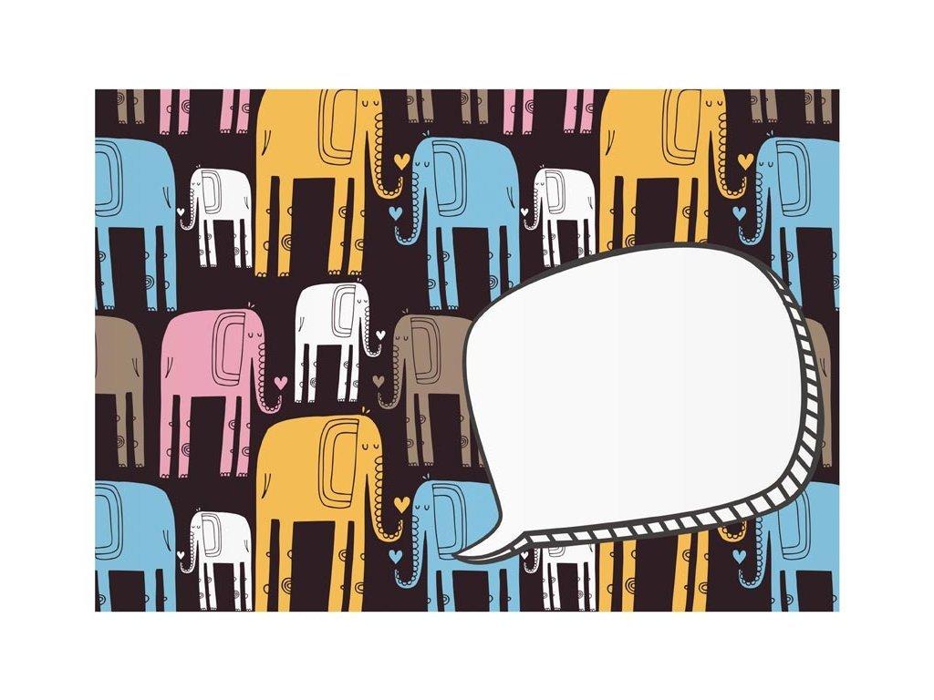 obalka sloni