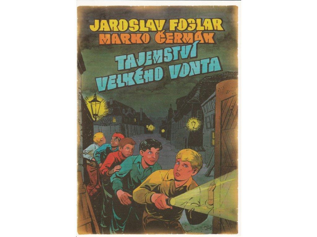 Postcard Rapid Arrows - secret of the High Vont